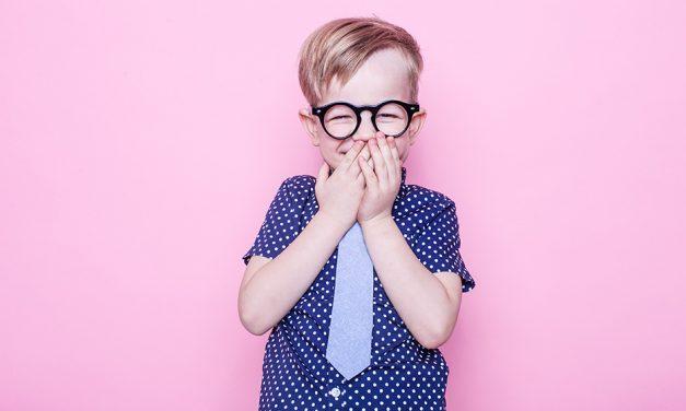 La mode enfant, pratique avant tout !