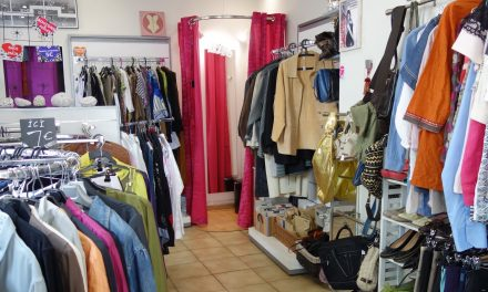 Comment porter du « Vintage » shoppé en friperie sans être déguisée ?