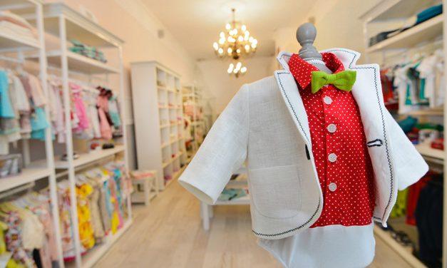 Astuces rangement : pour chaque vêtement enfant, une place dédiée