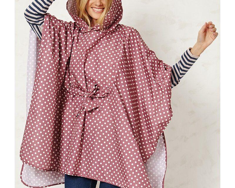 Être élégante quand il pleut