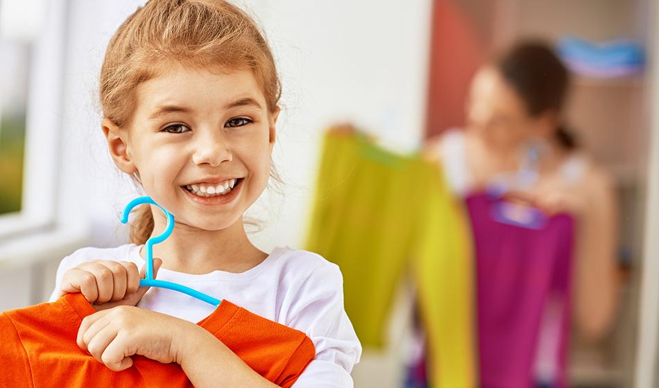 Quel vêtement enfant choisir ?