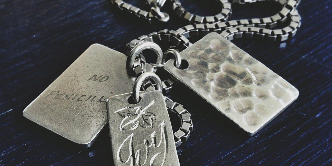 Le cadeau idéal : la plaque à graver