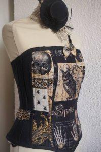 Comment porter un corset le blog mode de camille - Porter un corset tous les jours ...