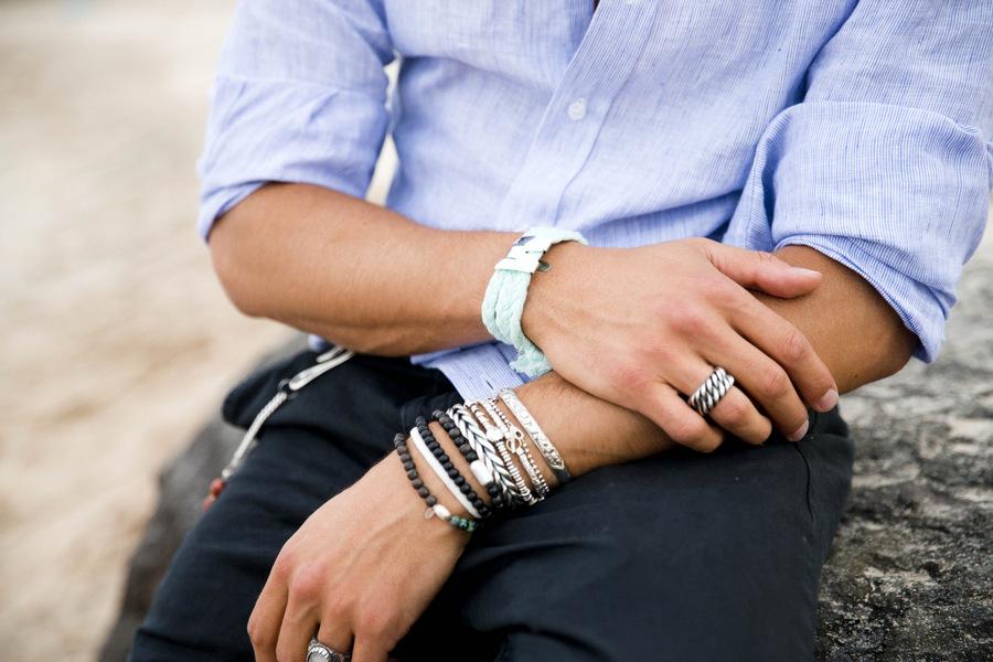 Porter des bijoux : ce n'est plus qu'une affaire de femme