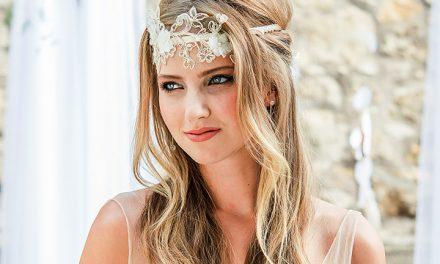 Finir sa tenue de mariage avec des accessoires