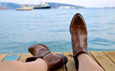 Quelles chaussures emmener en voyage ?