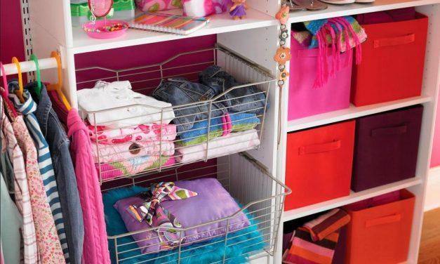 Astuces pour mettre à jour la garde-robe des enfants
