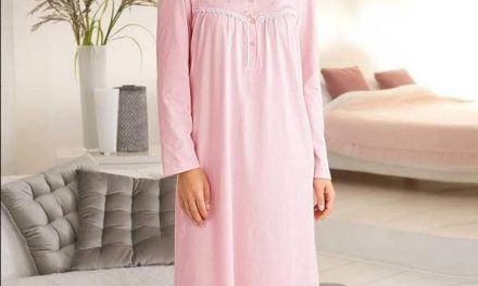 Une chemise de nuit irrésistible pour la nuit