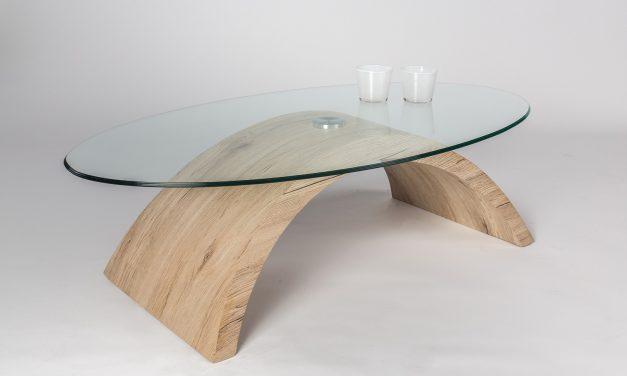 Prolongez la vie de votre table avec une table de verre personnalisée