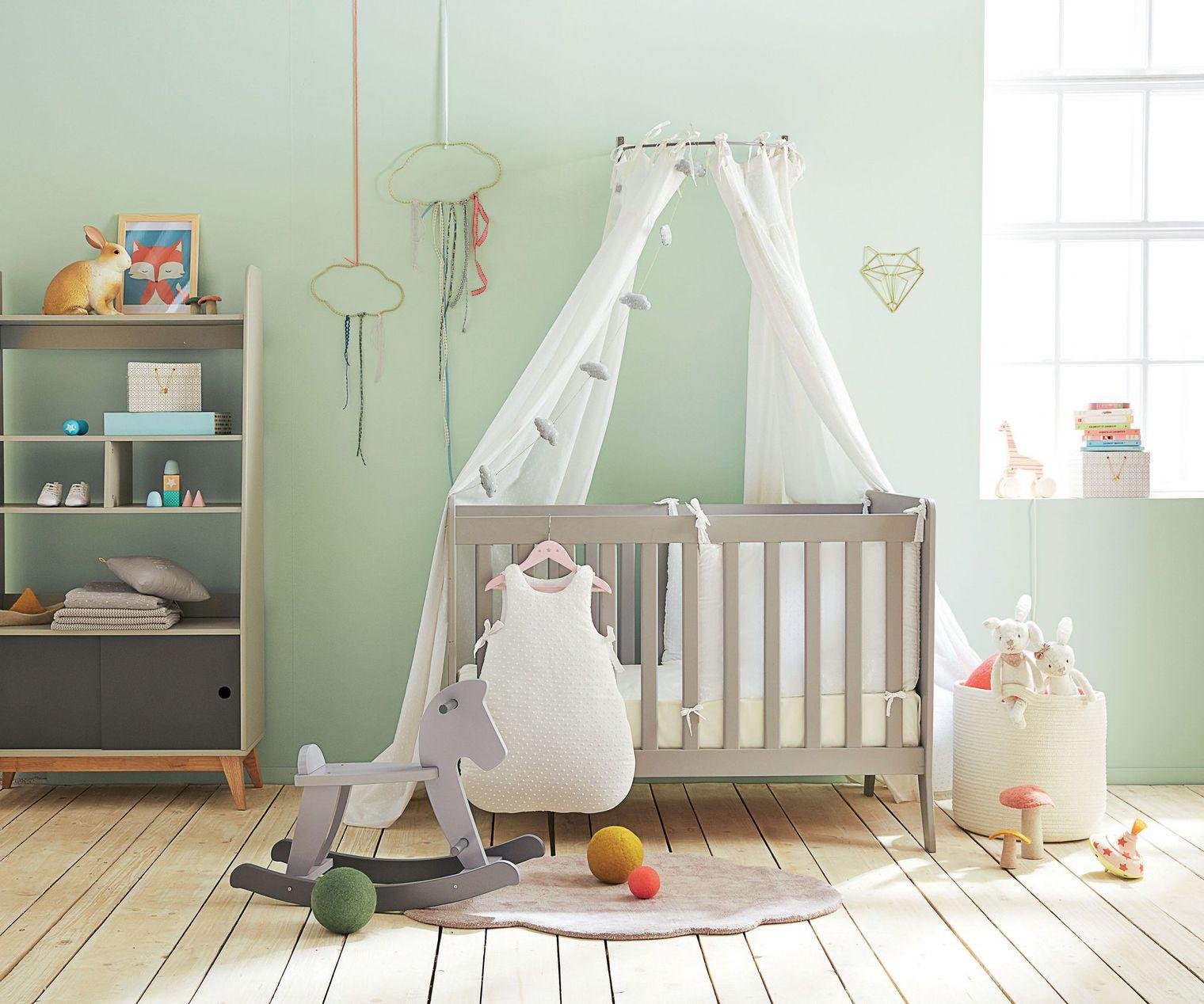 5 id es de d corations pour la chambre de votre b b le - La chambre de bebe ...