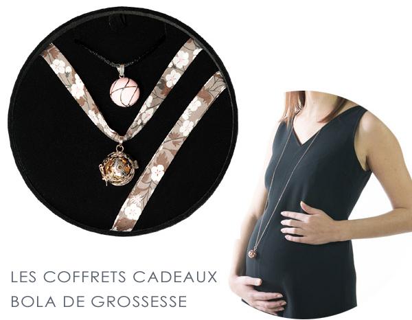 Cadeau noël femme enceinte : le bola de grossesse