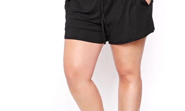 Comment peut-on porter le short lorsqu'on est une femme ronde ?