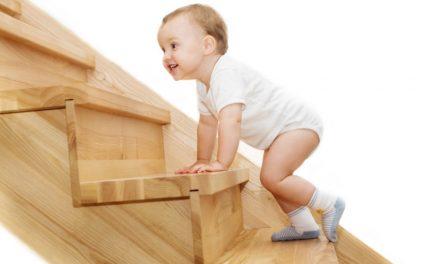 Sécurisez votre maison avec une barrière sécurité escalier !