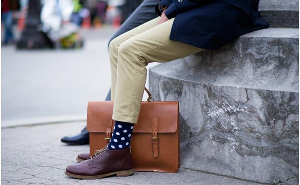 Comment porter vos chaussettes avec élégance ?