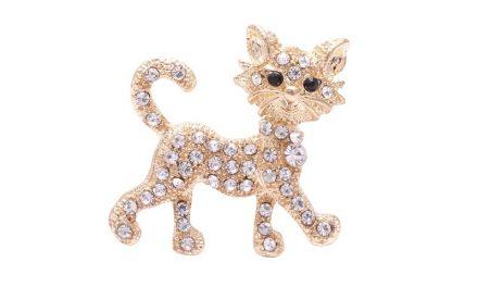 Les 3 avantages d'avoir un bijoux avec un animal