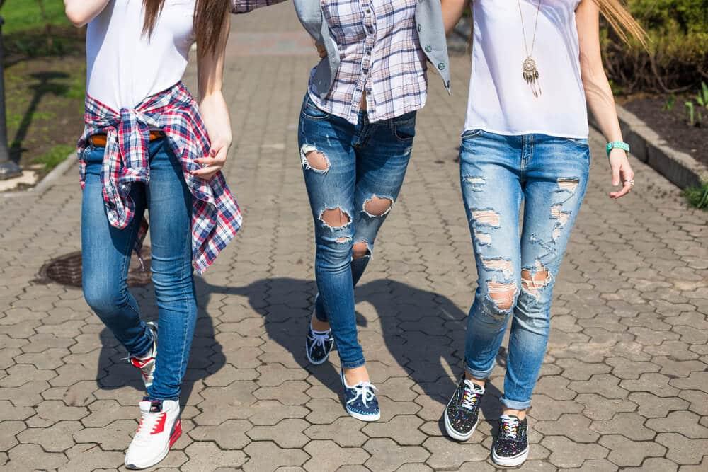 Comment choisir le jean selon la morphologie ?