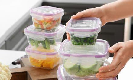 Assurer une bonne hygiène en conservant la nourriture dans la cuisine