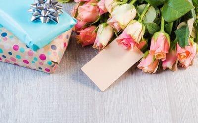 Des cadeaux personnalisés pour la fête des Mères