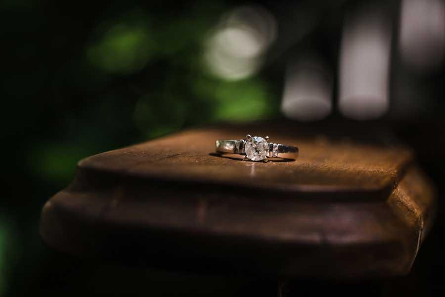 Comment vendre une bague avec diamant ?