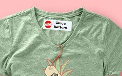 Etiquettes personnalisées de vêtement : une autre façon de se démarquer
