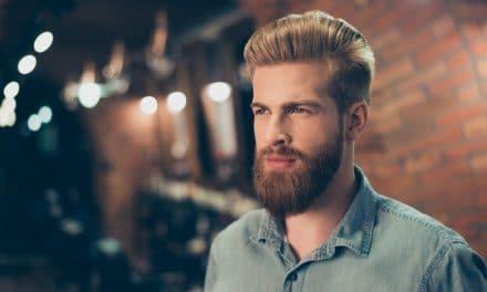 Shampoing barbe pour assainir et fortifier les poils